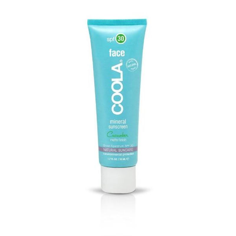 Coola Mineral Face Cucumber Matte Finish Moisturizer