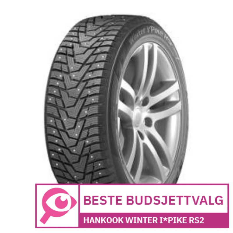 Hankook Winter I*Pike RS2 								 									- Beste billige vinterdekk