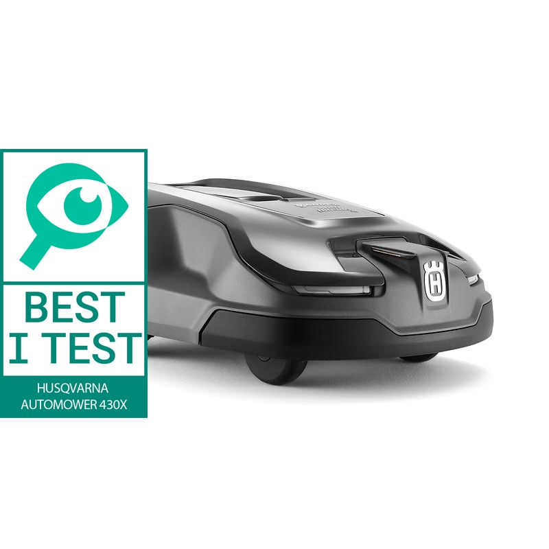 Best i test Husqvarna Automower 315X 1