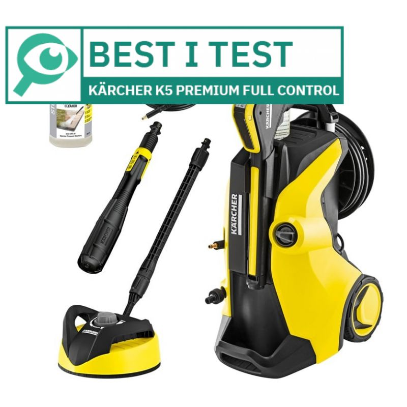 Test: Kärcher K7 Premium Full Control