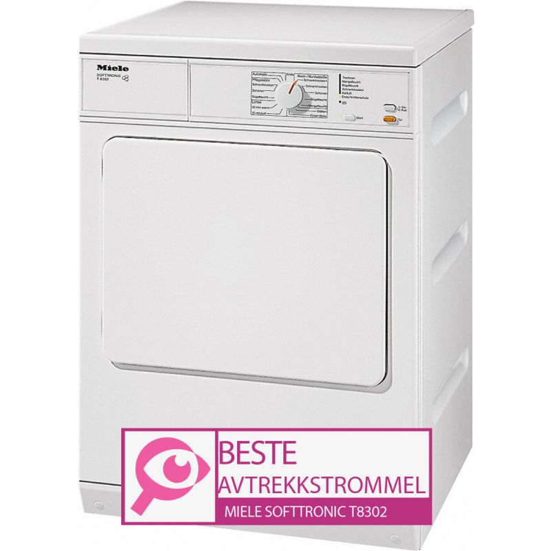 Beste Miele Softtronic T8302