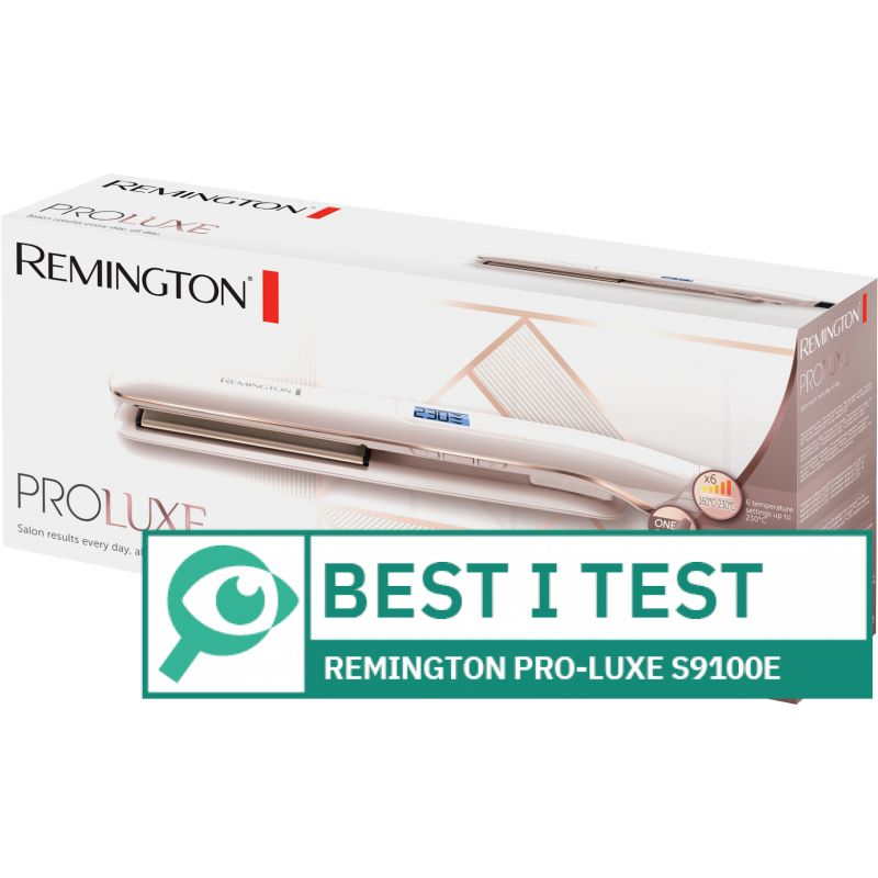 Remington PRO-luxe S9100E 								 									- Best i test