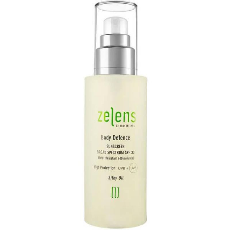 Zelens Body Defense Sunscreen